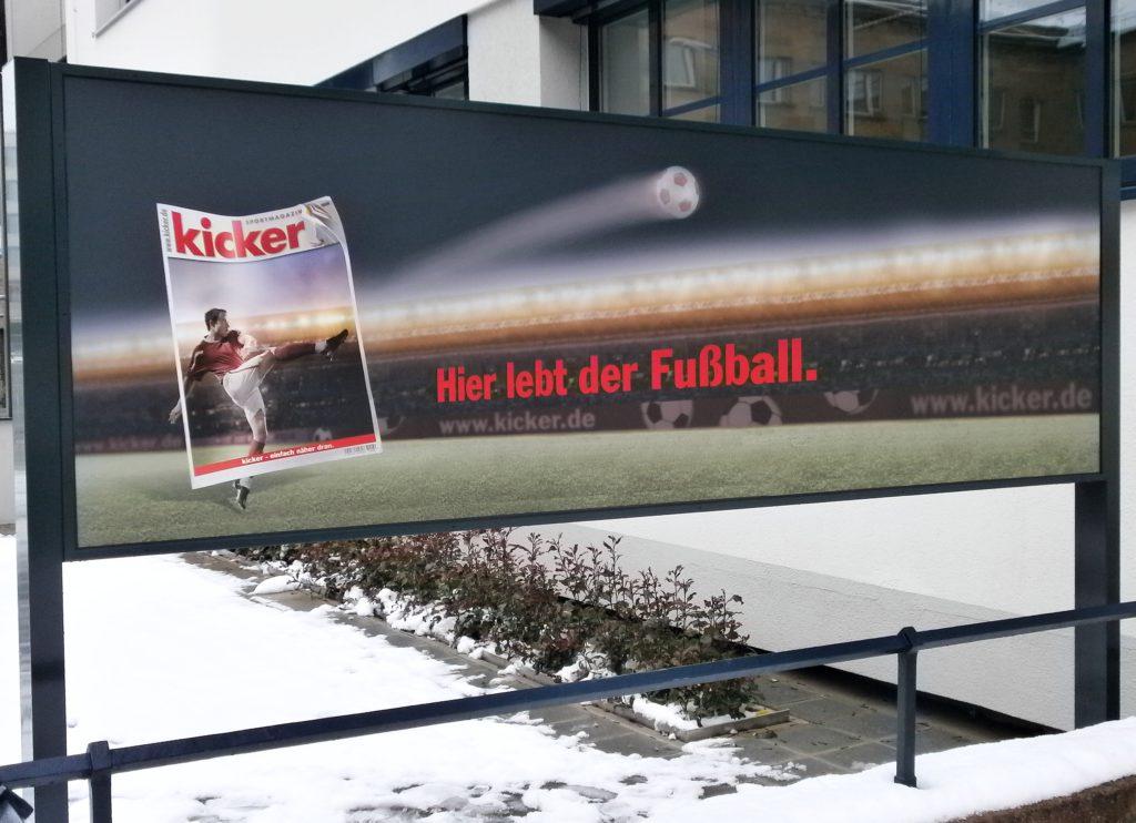 Kicker Sportredaktion in Nürnberg