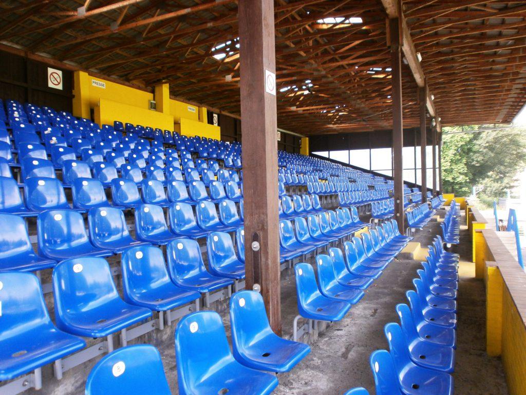 Stadion Hoheluft in Hamburg