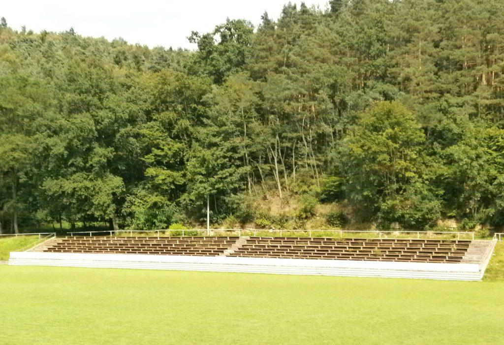 Waldstadion Kaffeetälchen Tiefenort