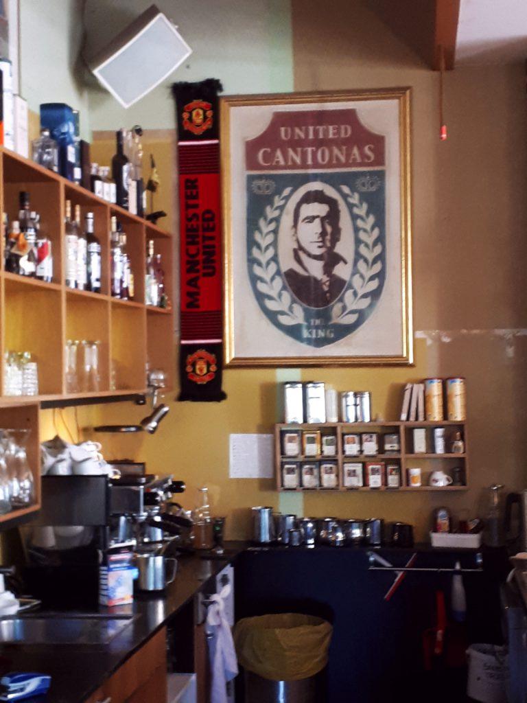 Cafe Cantona Leipzig