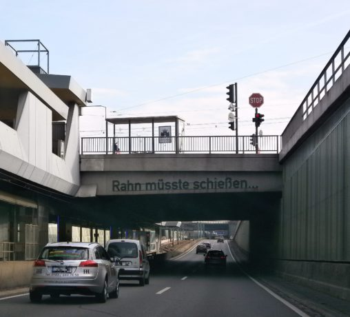 Textbrücken Essen
