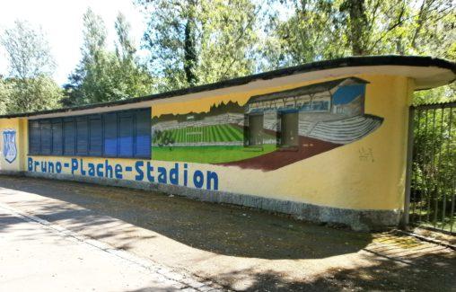 Bruno Plache-Stadion Leipzig