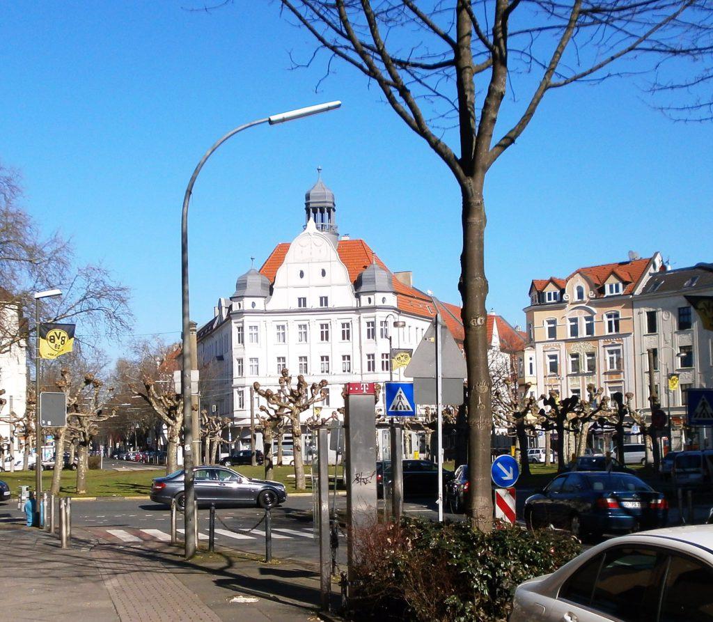 Borsigplatz Dortmund