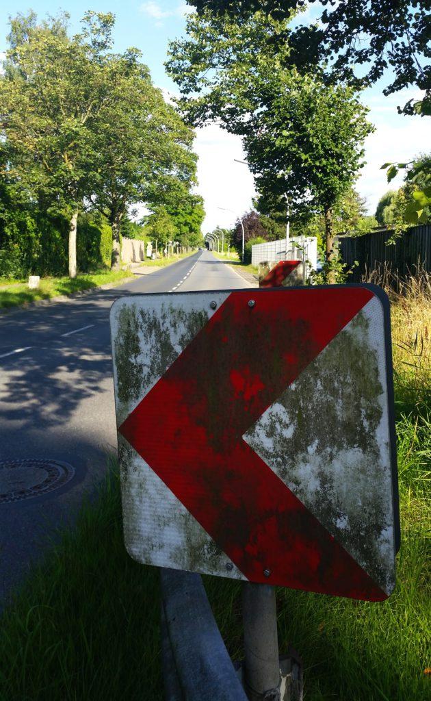 Unfallort von Lutz Eigendorf