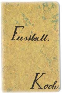 Die ersten Fußball-Regeln nach Konrad Koch: Reprint