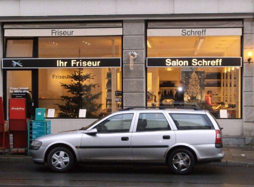 Georg Schwarzenbecks Kiosk