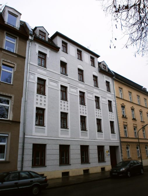 Geburtshaus von Franz Beckenbauer