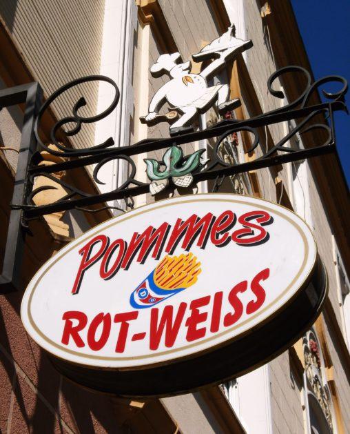 Pommes Rot-Weiss Dortmund
