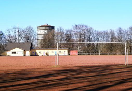 Sportplatz des SSV Hacheney