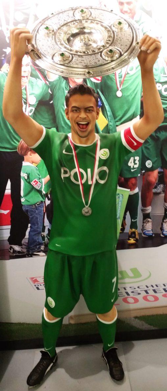 Fußballwelt des VfL Wolfsburg
