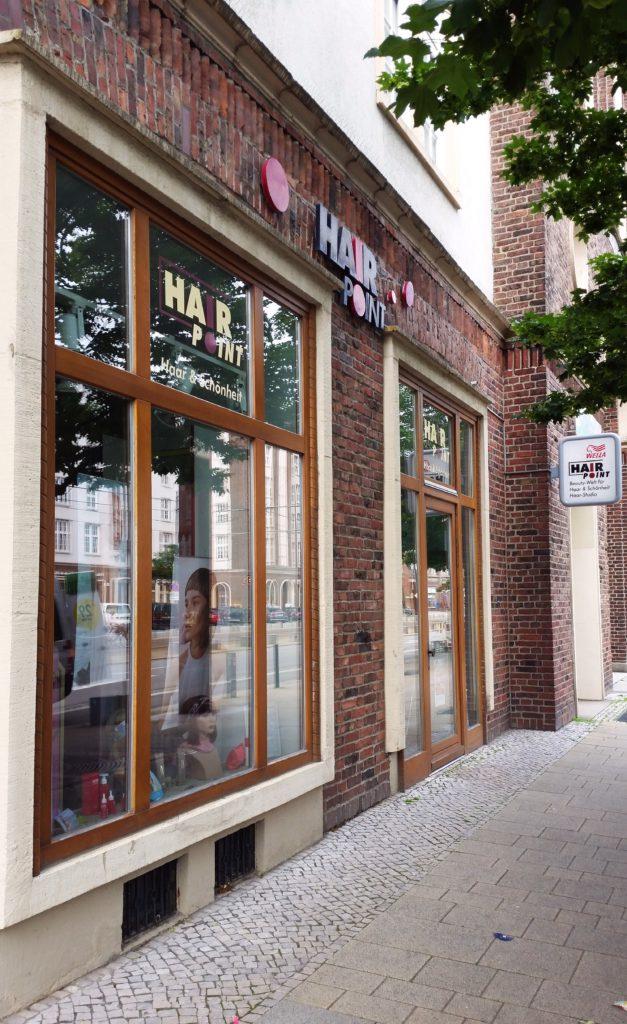 Der Friseur von Mike Werner in Rostock