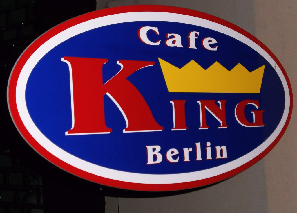 Café King Berlin-Charlottenburg