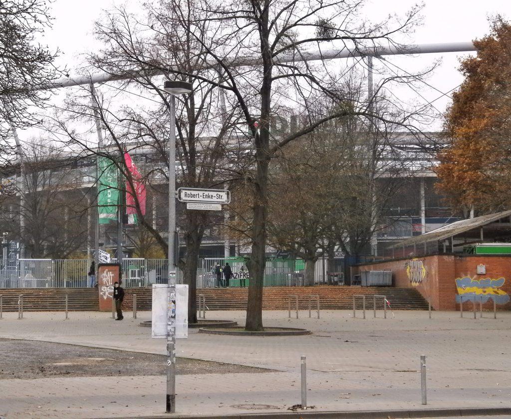 Robert Enke Straße Hannover