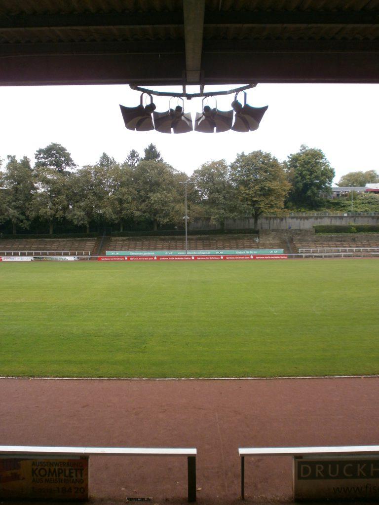 Jahnkampfbahn Walder Stadion Solingen
