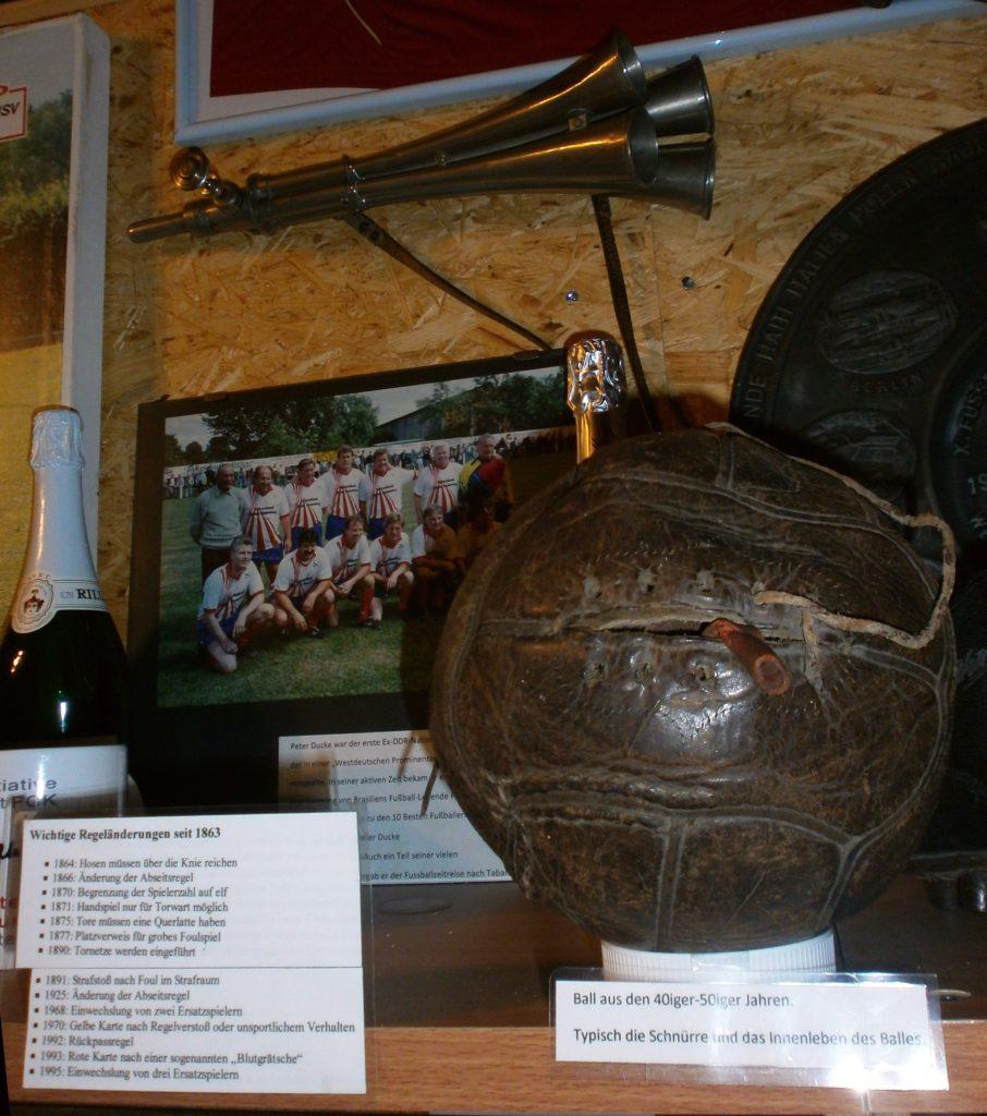 Fußballzeitreise Bad Tabarz