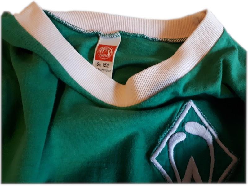 Palme-Trikot vom SV Werder Bremen