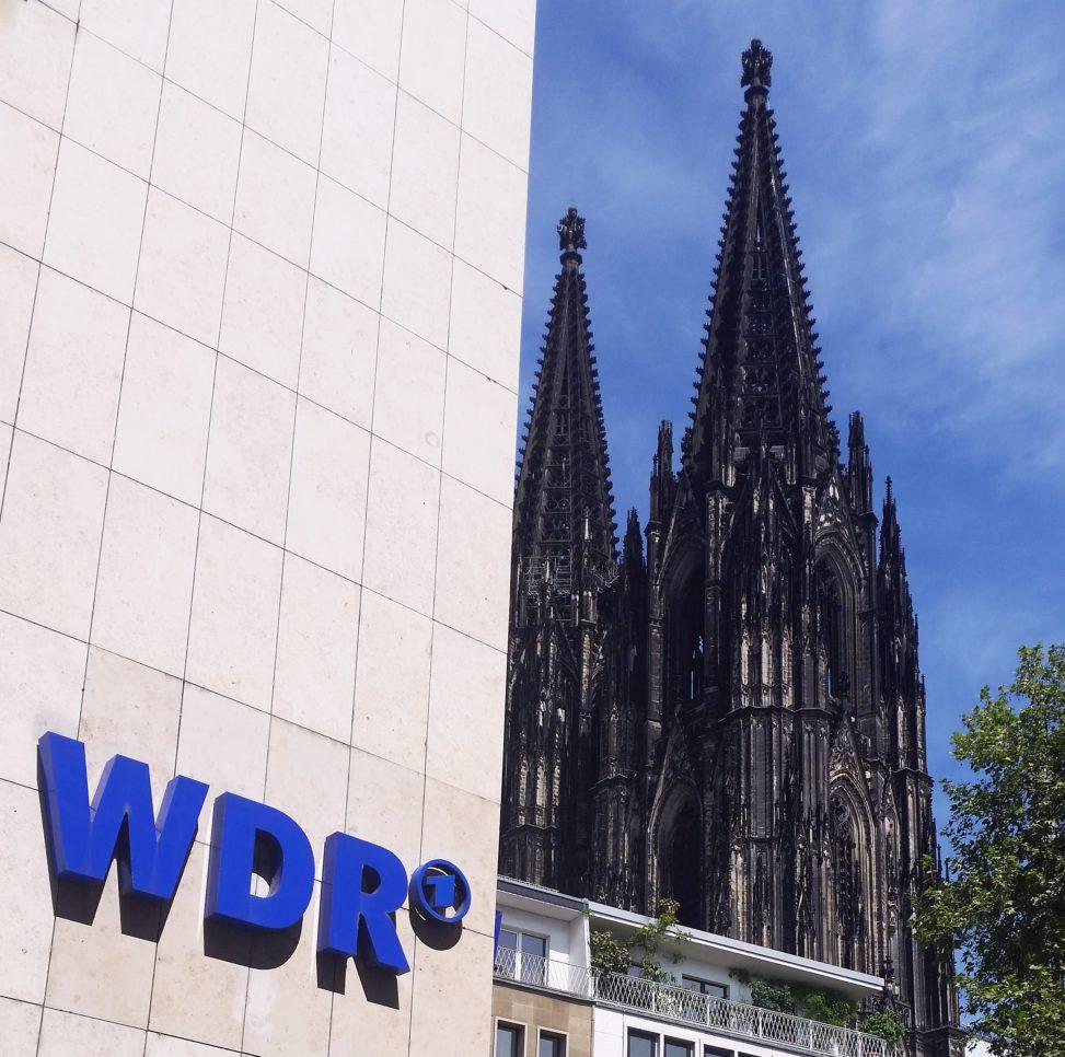 WDR Köln Studio der Radiokonferenz