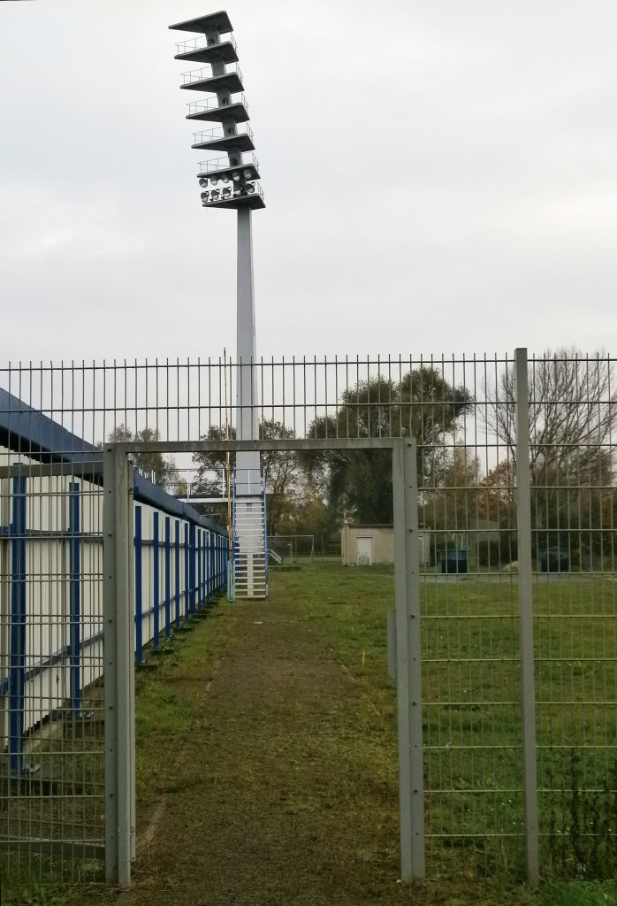 Stadion am Quenz Brandenburg
