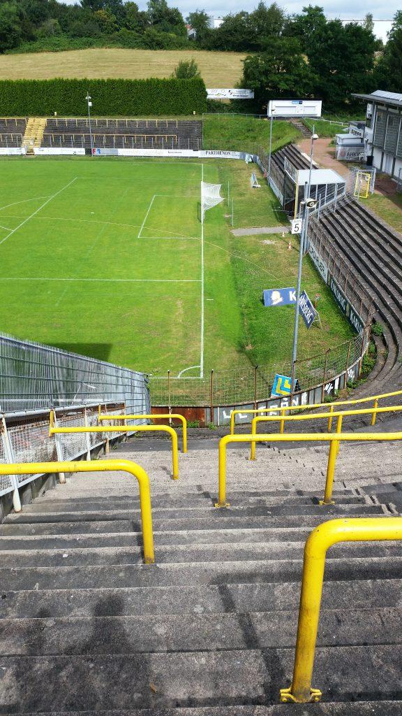 Ellenfeldstadion Borussia Neunkirchen